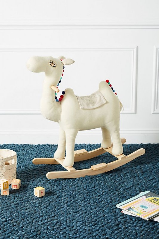 Tamar Mogendorff Cozy Camel Rocker